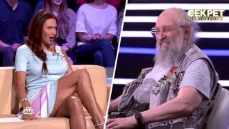 Эвелина Блёданс раздвинула ноги перед Вассерманом в студии НТВ