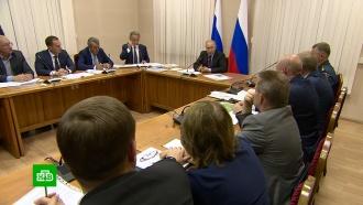 Путин объяснил иркутским чиновникам, как надо работать