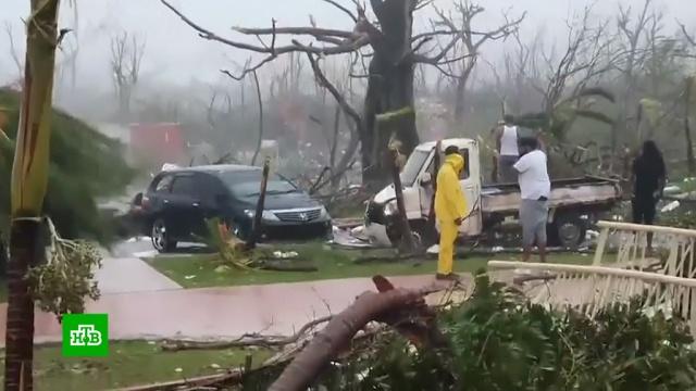 Ураган «Дориан» начал убивать.США, стихийные бедствия, штормы и ураганы.НТВ.Ru: новости, видео, программы телеканала НТВ