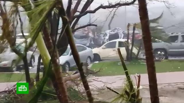 «Дориан» на Багамах разрушил более 10тысяч домов.США, стихийные бедствия, штормы и ураганы.НТВ.Ru: новости, видео, программы телеканала НТВ