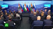 Моди принял приглашение Путина на празднование 75-летия Победы