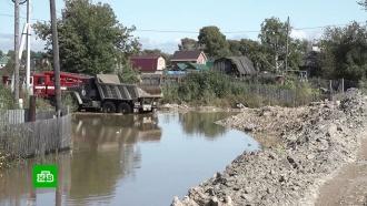 Пик паводка в<nobr>Комсомольске-на-Амуре</nobr> придется на конец недели