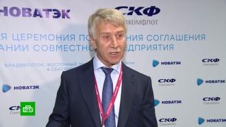 «Новатэк» и «Совкомфлот» договорились о строительстве 17 арктических газовозов