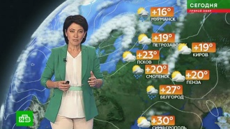 Прогноз погоды на 5 сентября