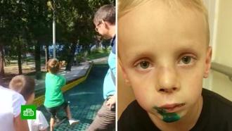 Опасная тарзанка: почему дети покалечились на аттракционе в Москве