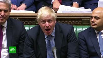 На второй круг: как британский парламент нарушил планы нового <nobr>премьер-министра</nobr>