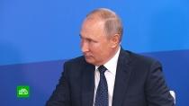 Абэ доволен скоростью реализации его договоренностей с Путиным