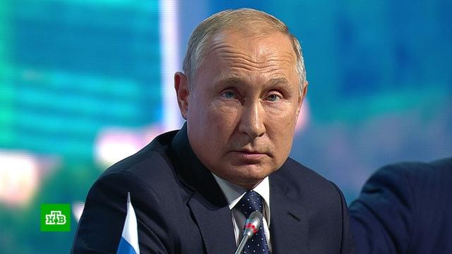 Путин опротестах: они встряхивают власть.митинги и протесты, Путин.НТВ.Ru: новости, видео, программы телеканала НТВ