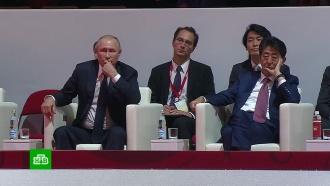 Лидеры РФ, Японии, Индии и Монголии посетили турнир по дзюдо