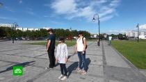 Энтузиасты из Калининграда построили виртуальный замок вцентре города