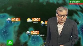 Прогноз погоды на 7 сентября
