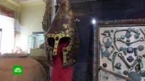 ФСБ передала музею изъятые учерных копателей ценности