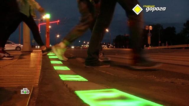 «Умные» перекрестки и помощь на дорогах: инновации сделали Москву комфортной и безопасной.ДТП, Москва, автомобили, дорожное движение, технологии.НТВ.Ru: новости, видео, программы телеканала НТВ