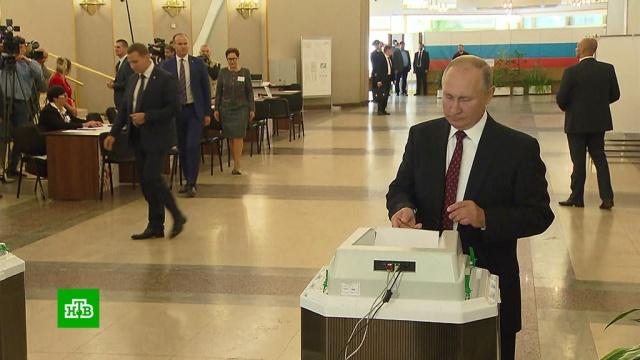 «Важно не количество, акачество»: Путин ответил на вопрос очисле кандидатов на выборах.Мосгордума, Москва, Путин, выборы.НТВ.Ru: новости, видео, программы телеканала НТВ