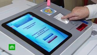 Цифровые участки иголосование онлайн: как проходят выборы вМоскве