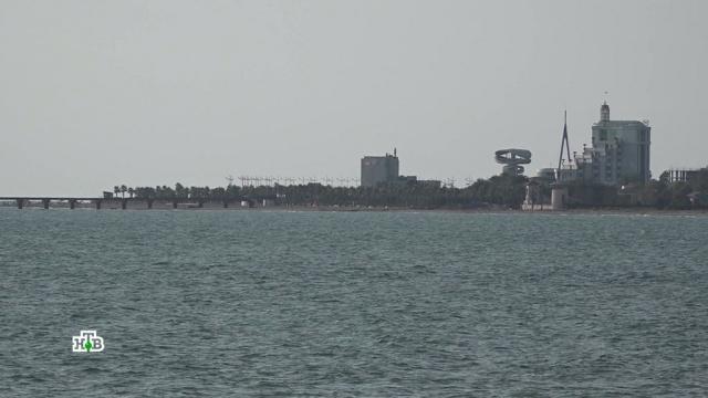 В Грузии строят глубоководный порт для авианосцев и подлодок США.Грузия, НАТО, строительство, США.НТВ.Ru: новости, видео, программы телеканала НТВ