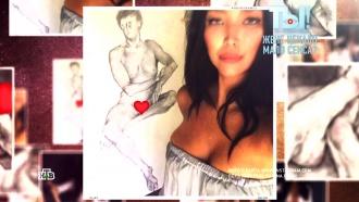 Эксгибиционизм и порнокартины: как Цекало использует молодую жену