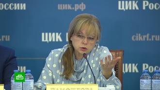 «Или мозгов нет, или совести»: глава ЦИК прокомментировала вбросы на выборах