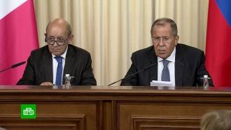 Россия и Франция начали выстраивать новый диалог