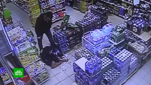 Недовольный высокими ценами покупатель разбил голову сотруднику магазина.драки и избиения, Московская область, магазины, убийства и покушения.НТВ.Ru: новости, видео, программы телеканала НТВ