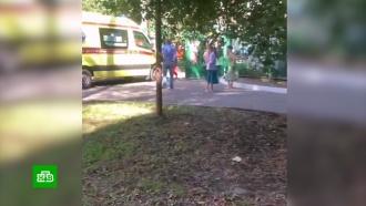 ВКраснодаре дерево убило ребенка на прогулке вдетском саду