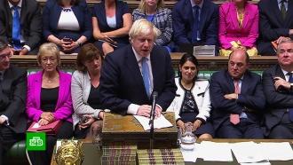 Борис Джонсон установил личный антирекорд вбританском парламенте