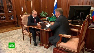 Путин попросил Грефа адаптировать наработки «Сбербанка» к масштабным задачам