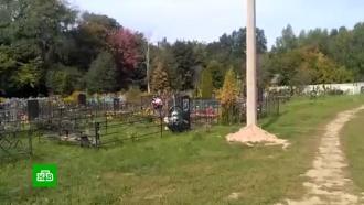 Напряженная ситуация: в Нижегородской области ЛЭП проложили через кладбище