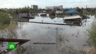 В Комсомольске-на-Амуре растет число подтопленных домов