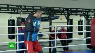 ВЕкатеринбурге сборная России по боксу провела показательный бой