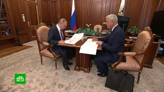 Глава ФМБА доложил Путину о работе мобильного госпиталя в Иркутской области
