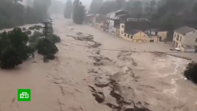 Испания начала уходить под воду.Испания, погода, стихийные бедствия.НТВ.Ru: новости, видео, программы телеканала НТВ