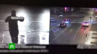 Человек-автомобиль отомстил бывшей, «выехав» на красный