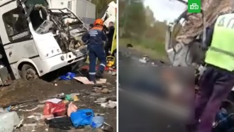 Автокатастрофа с7погибшими под Ярославлем