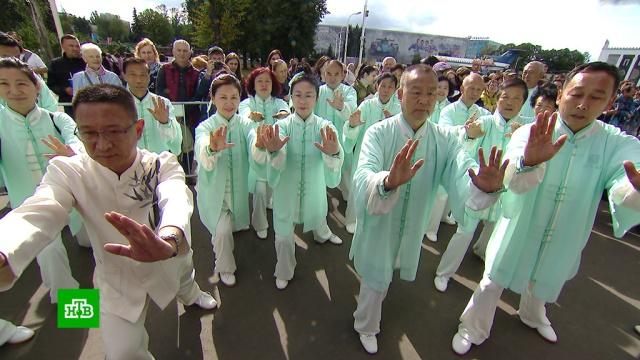 Посетителей ВДНХ познакомят сбогатыми культурными традициями Китая.ВДНХ, Китай, Москва, фестивали и конкурсы.НТВ.Ru: новости, видео, программы телеканала НТВ