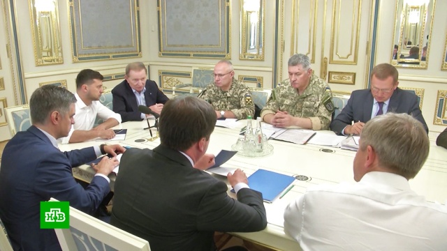 Киев заподозрили в нежелании выполнять минские соглашения.Украина, войны и вооруженные конфликты.НТВ.Ru: новости, видео, программы телеканала НТВ