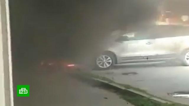 Газовый баллон взорвался в машине на Кубани: четверо пострадавших.Краснодарский край, взрывы, взрывы газа.НТВ.Ru: новости, видео, программы телеканала НТВ