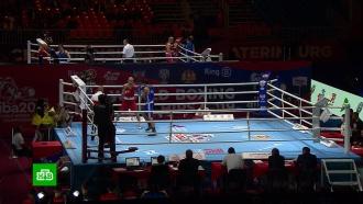 Россиянин Илья Попов пробился в 1/4 финала чемпионата мира по боксу