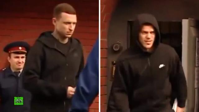 Кокорин иМамаев вышли на свободу