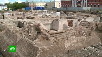 В Казани восстанавливают храм, откуда в начале века похитили уникальную святыню