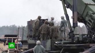 Атаки сземли, моря ииз космоса: вПентагоне раскрыли планы удара по Калининграду
