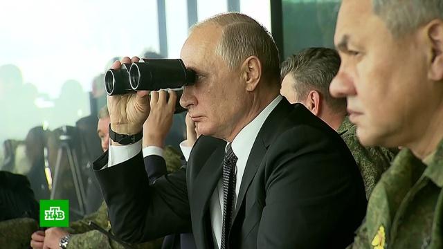 Крупнейшие международные маневры за 10 лет: Путин посетил учения «Центр-2019».Оренбургская область, Путин, армии мира, армия и флот РФ, учения.НТВ.Ru: новости, видео, программы телеканала НТВ