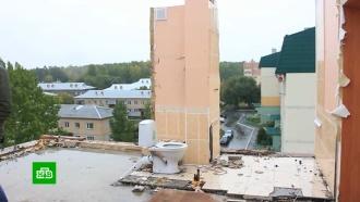 Челябинские чиновники на месяц оставили жилой дом без крыши