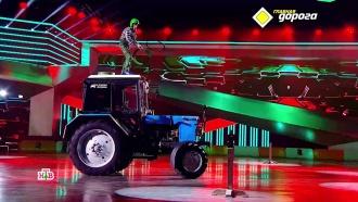 Зрителей шоу «Россия рулит!» ждут головокружительные трюки иморе эмоций