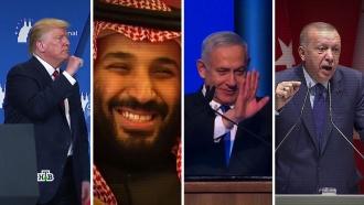 Сирийское яблоко раздора: чьи интересы переплелись на Ближнем Востоке
