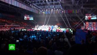 Российские боксеры взяли три золота ЧМ