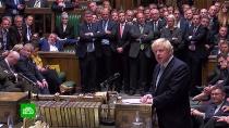 Британский парламент возобновит работу 25сентября свопроса об отставке Джонсона
