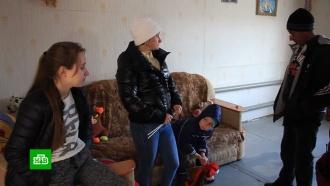 Многодетная семья из Челябинска купила дом за бесценок и осталась на улице