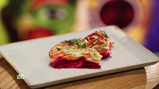 Цветная запеканка скабачками исливочным сыром.НТВ.Ru: новости, видео, программы телеканала НТВ