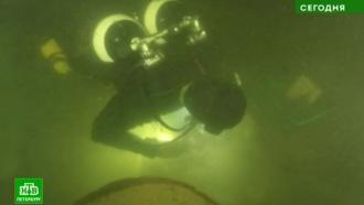 Чем пахнет трехвековая репка: подводные археологи разгадывают тайны «Архангела Рафаила»
